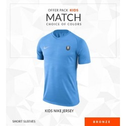 OFFRE PACK MATCH KIDS BRONZE MANCHES COURTES